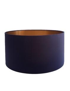 Pantalla Azul Marino con fondo de Bronce