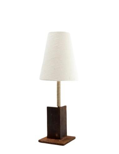 Lámpara Viga Yute