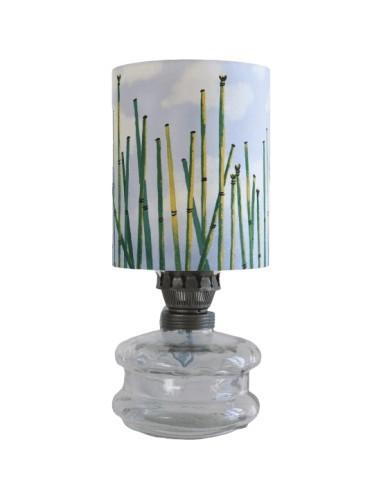 Quinqué / Lámpara de Argand