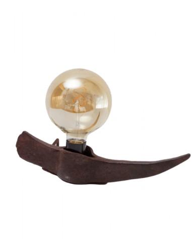 Lámpara Pico Rústico